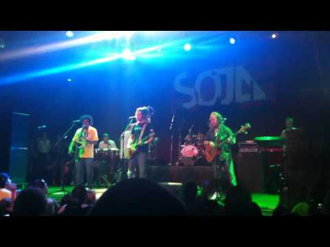 Soja - I Don't Wanna Wait (Live)