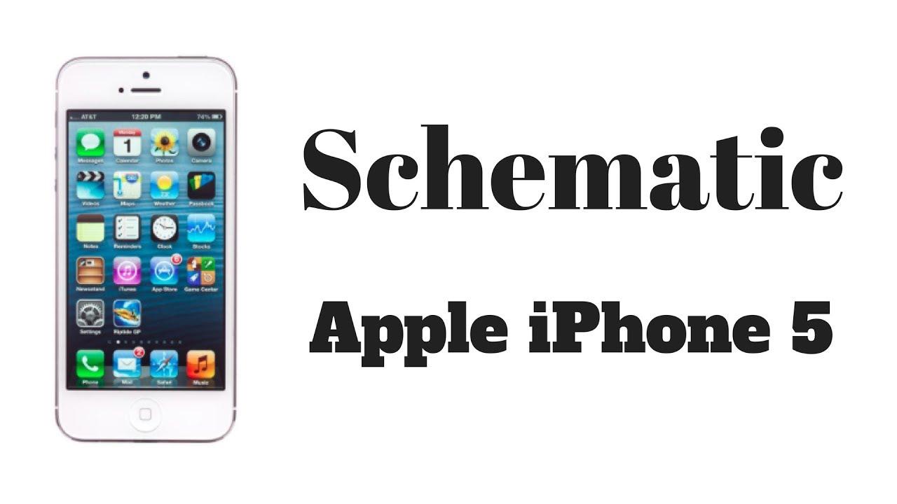 Iphone 5 Schematic Circuit Diagram Apple Youtube Rh Com 7 Pdf Download 5c