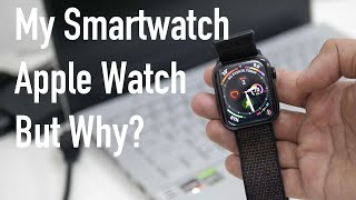 I Personally use an Apple Watch but not a iPhone