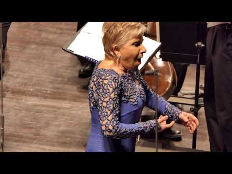 Mariella Devia - Je veux vivre - Romeo et Juliette - Napoli 2019