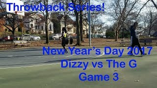 Dizzy vs The G New Year