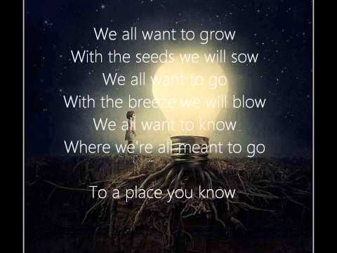 Around Us - Jónsi (lyrics)