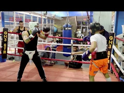 ADAM SALEH'S NEW BOXING MATCH!!! *I CHALLENGED HIM*