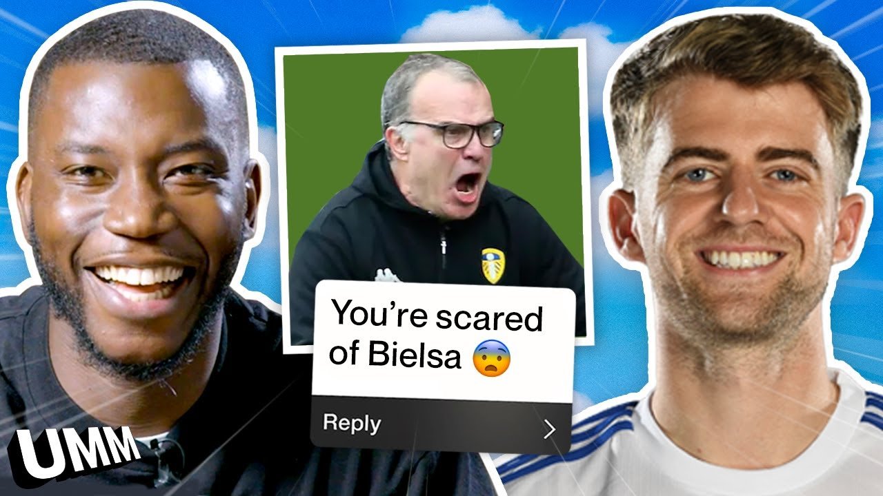 Download Patrick Bamford reveals his honest opinions on Marcelo Bielsa...👀   Assumptions with Patrick Bamford