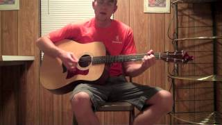 Kenny Chesney-There Goes My Life (Cover)