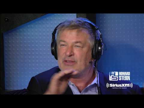 Alec Baldwin on working with Tom Cruise  - Howard Stern Show 7/28/15
