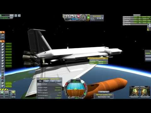 Let's Fly Kerbal Space Program: series 2, ep.28 Yeeehaw, What a Ride!