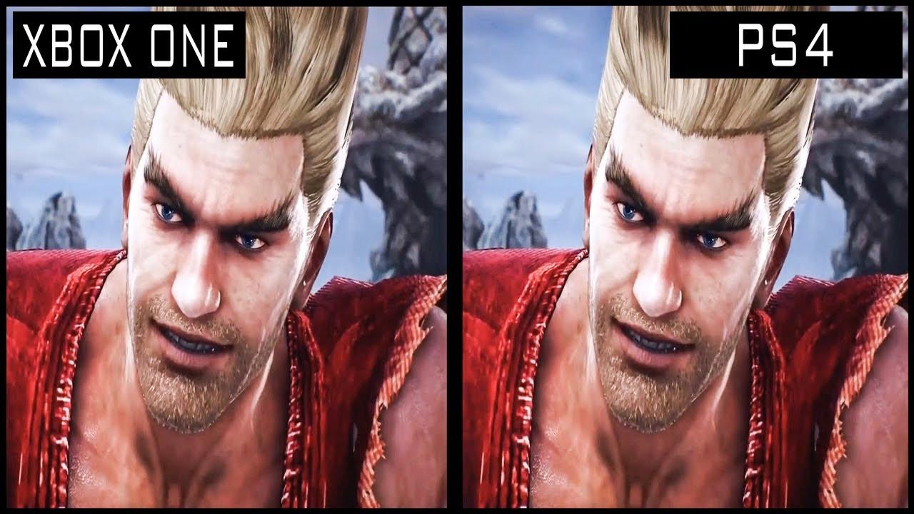 Tekken 7 PS4 vs Xbox One Graphics Comparison - YouTubeXbox One Vs Ps4 Graphics Comparison