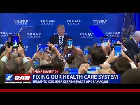 Trump's Plan to Fix Health Care System
