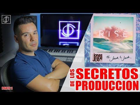 Jonas Blue ft Jack Jack - Rise (Secretos de producción) Parte 1 DONWLOAD