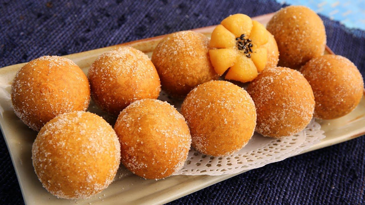 Chapssal doughnuts
