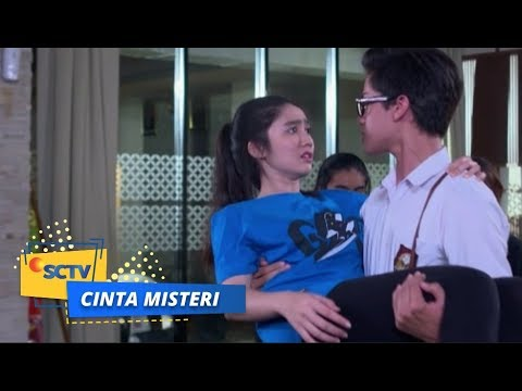Waduh PANAS Nih, Steven Cemburu Lihat Kinanti Digendong Reno   Cinta Misteri Episode 15