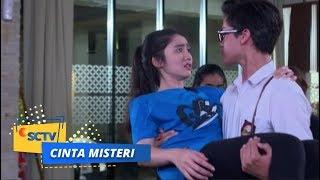 Waduh PANAS Nih, Steven Cemburu Lihat Kinanti Digendong Reno | Cinta Misteri Episode 15