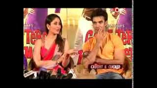 Kareena Kapoor comments on Esha Gupta & Punit Malhotra | Gori Tere Pyaar Mein