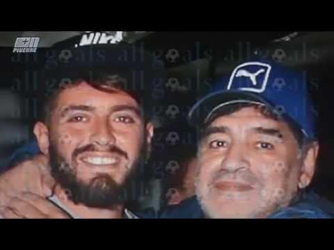 Diego Armando Maradona Si Commuove Ricordando I Genitori E ...