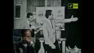 Renato Carosone si ritira dalle scene (1959)