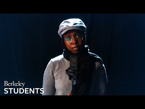 Why one student uses slam poetry to speak out