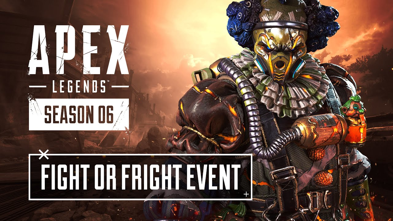 Apex Legends Fight or Fright Event 2020 Trailer