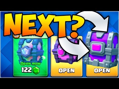 IS EPIC CHEST NEXT?! // Clash Royale Legendary Chest Cycle
