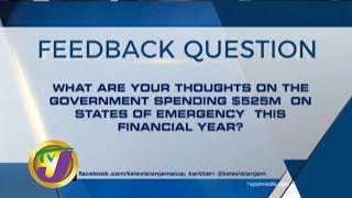 TVJ News: Feedback Question - January 23 2020