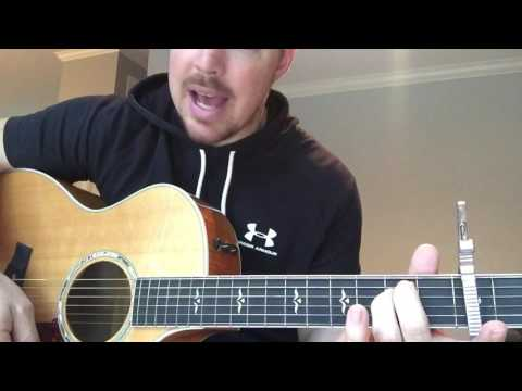 e Number Away  Luke Combs  Beginner Guitar Less