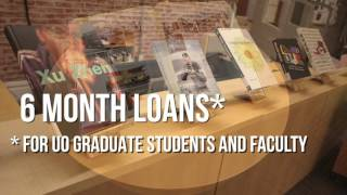 Book Loans at the University of Oregon Portland Library and Learning Commons