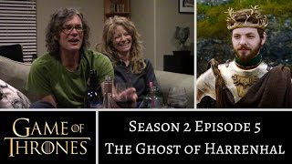 Game of Thrones S02E05 The Ghost of Harrenhal REACTION