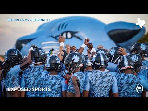 Arlington Seguin High School vs  Burleson High School Football Highlights | 2019 Texas Football