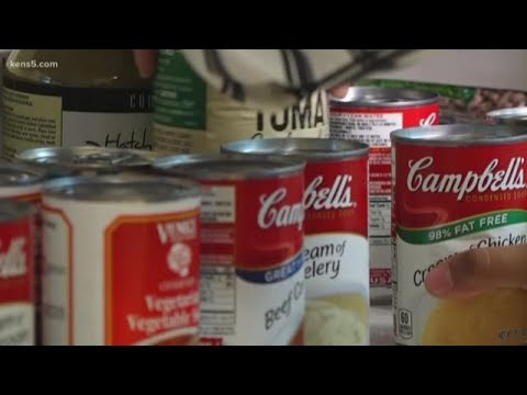 San Antonio College food pantry running low on donations, asking for more