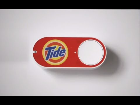 Amazon Dash Button: April Fools Joke Or Real Product?