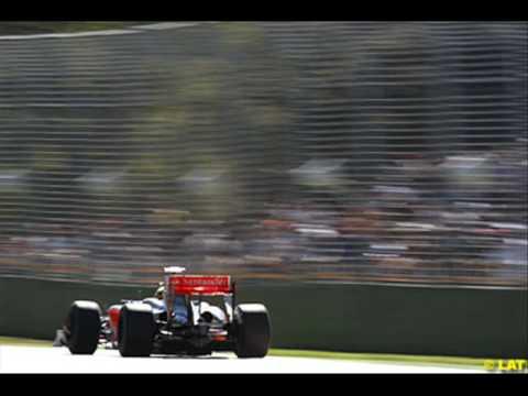 Formula1 Australian Grand Prix 2009