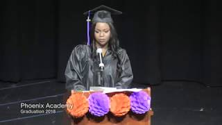 Phoenix Academy Graduation 2018