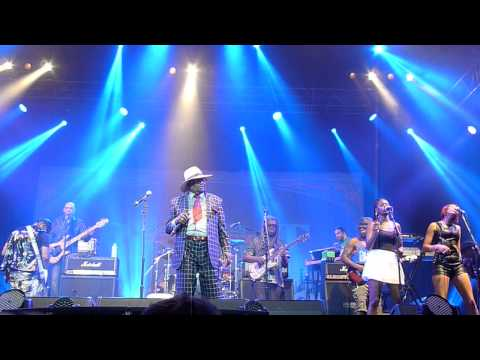 George Clinton & Parliament Funkadelic live at Bluesfest 2015 - Byron Bay, Australia