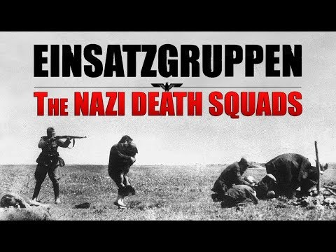 Einsatzgruppen: The Nazi Death Squads - Episode 2: Judenfrei (September-December 1941)