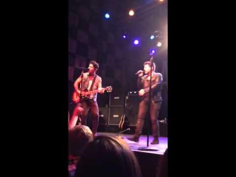 "Dan + Shay ""Parking Brake"" 10/9/14 Minneapolis"