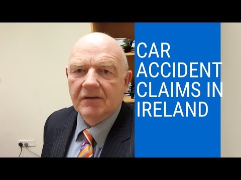 Car Accident Claims in Ireland