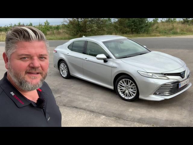 Toyota Camry (test)