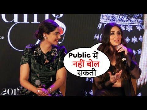 Anand Ahuja & Saif Ali Khan Reaction On Tareefan Song   Kareena Kapoor Khan & Sonam Kapoor