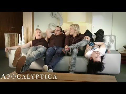 Apocalyptica - Favorite Part Of Clothing - Interview