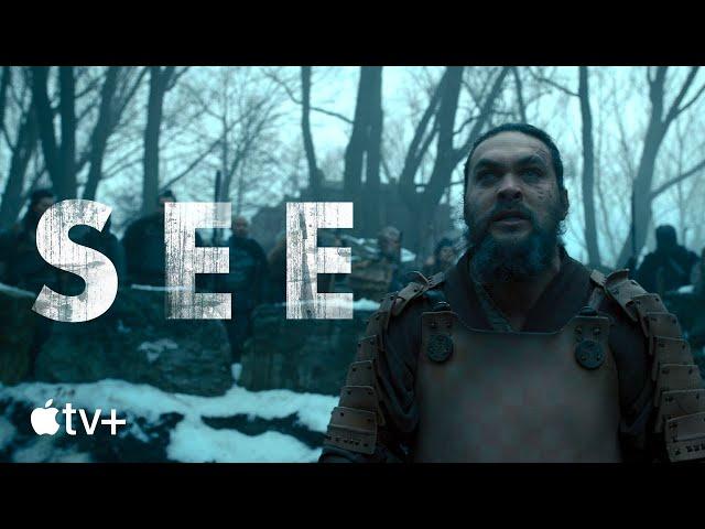 SEE - Season 2 Official Trailer   Apple TV+