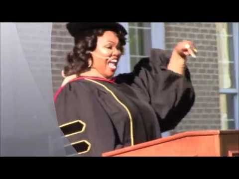 Dr. Tracy McClelland | SGS College Commencement Address Speaker