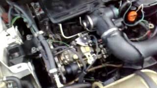 Peugeot PARTNER DW8 debranche electrovanne