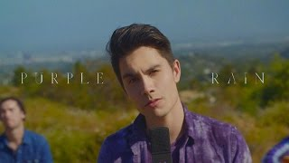 Purple Rain (Prince) - Sam Tsui & KHS Tribute Cover