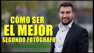 Cómo ser EL MEJOR segundo fotógrafo | Julian Marinov