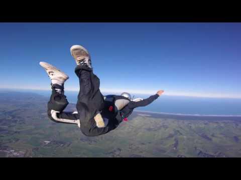 My AFF New Zealand Skydive School