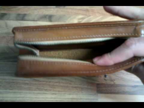 05c0b5d6e8 Brooks Saddle D-SHAPED Tool Bag - YouTube