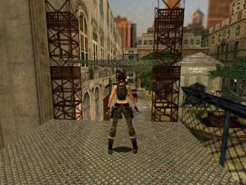 I Am Legend Video Game Lara Croft I Am Legend...
