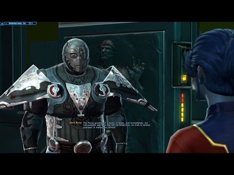 SWTOR How to: Sass Darth Baras