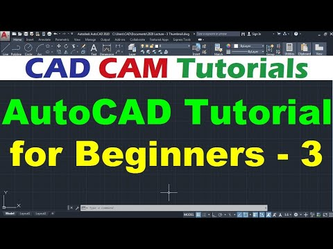 autocad-tutorial-for-beginners---3