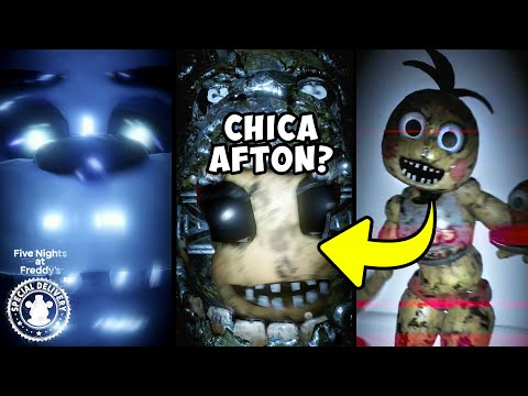 Toy Chica & Freddy In Springtrap!? Frostbear Arrives! FNAF AR Special Delivery #9